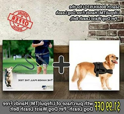 Lifepul No Pull Dog Vest Padded - for