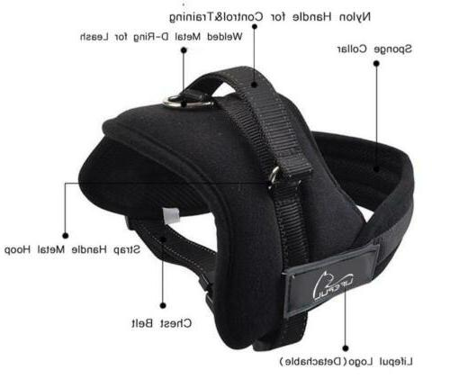 Lifepul No Vest Harness - Padded - for