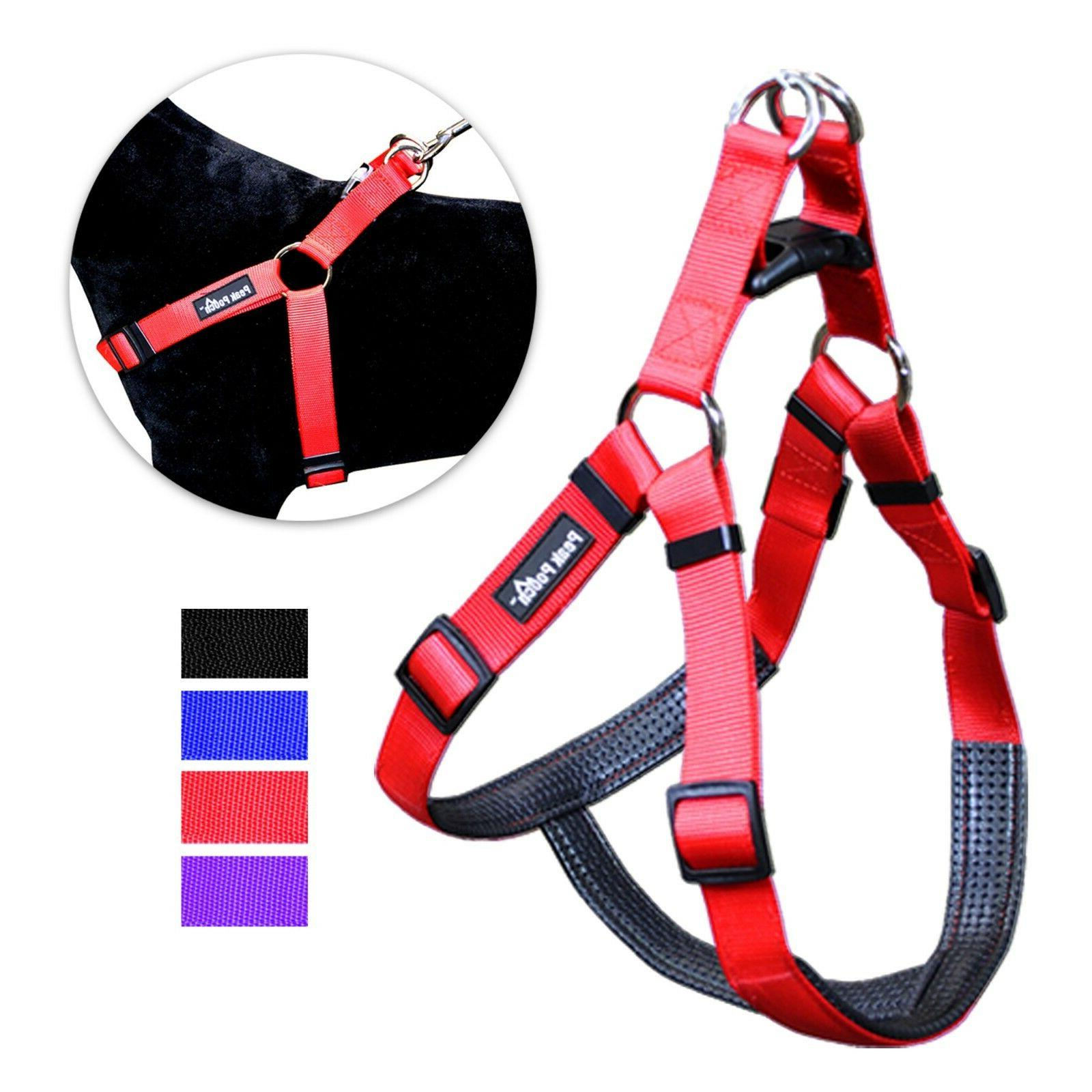 no pull padded comfort nylon dog walking
