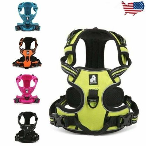 outdoor 3m no pull pet dog harness