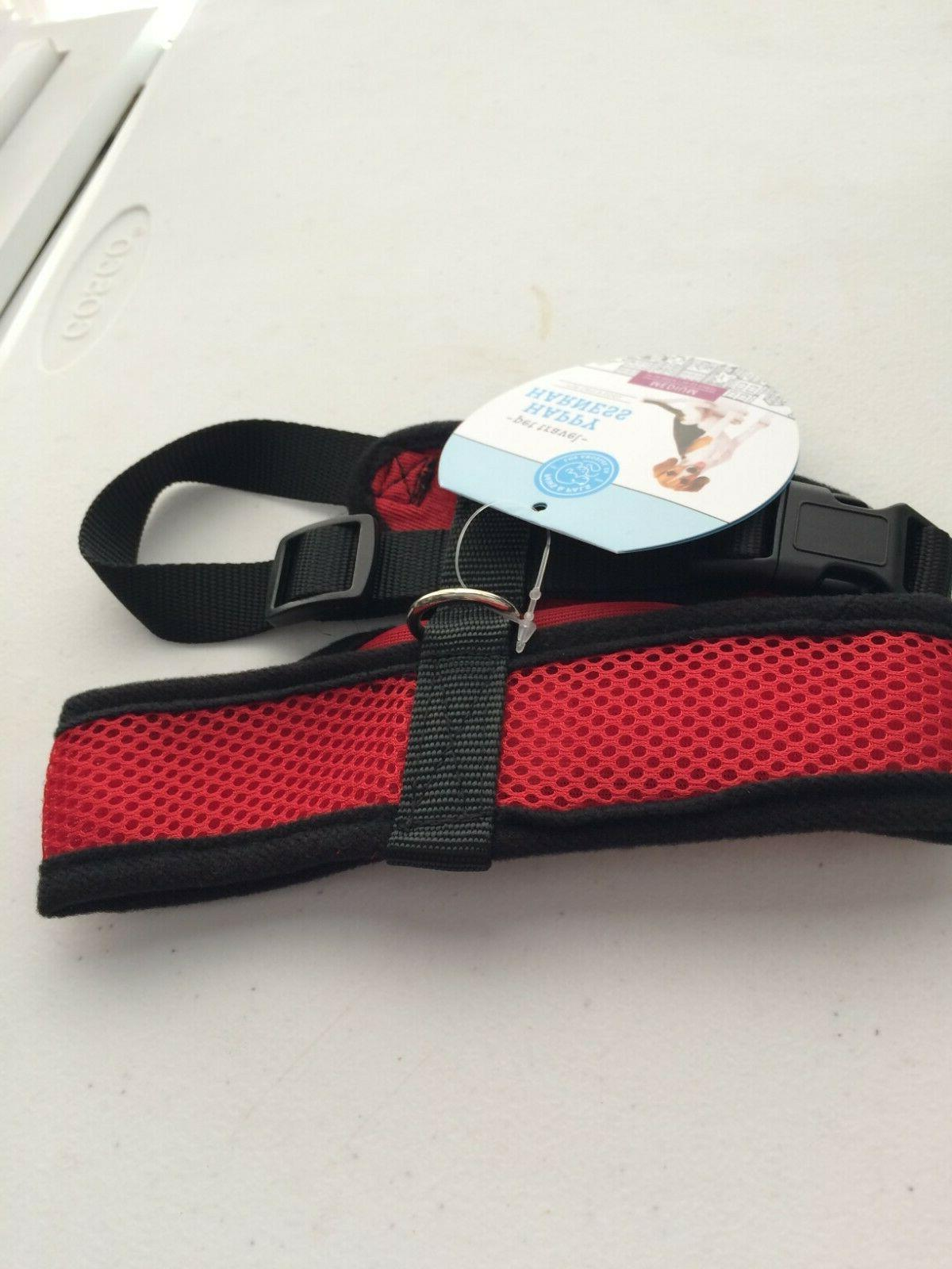 Paws & Travel Happy Harness Cats Red