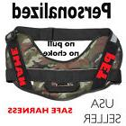 Personalized Dog Vest Harness Reflective Band Durable Servic