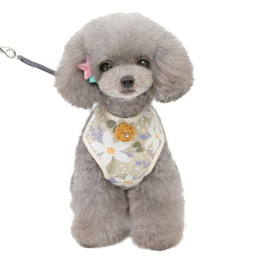 Adjustable Puppy Cat Leash For New