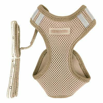 pet cat puppy dog harness with leash