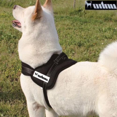 Pet Soft Reflective Harness for Large Small
