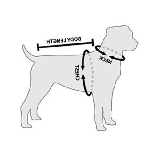 Pet Control Big Soft Reflective Harness for Small Dogs