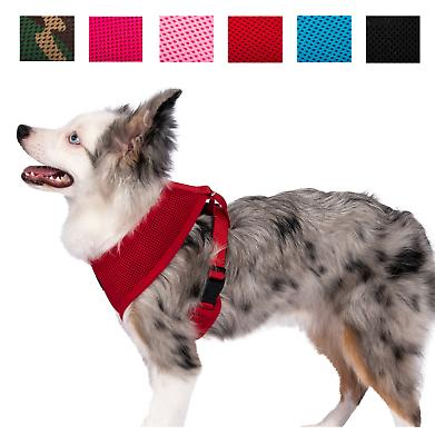 pet control harness for dog cat soft