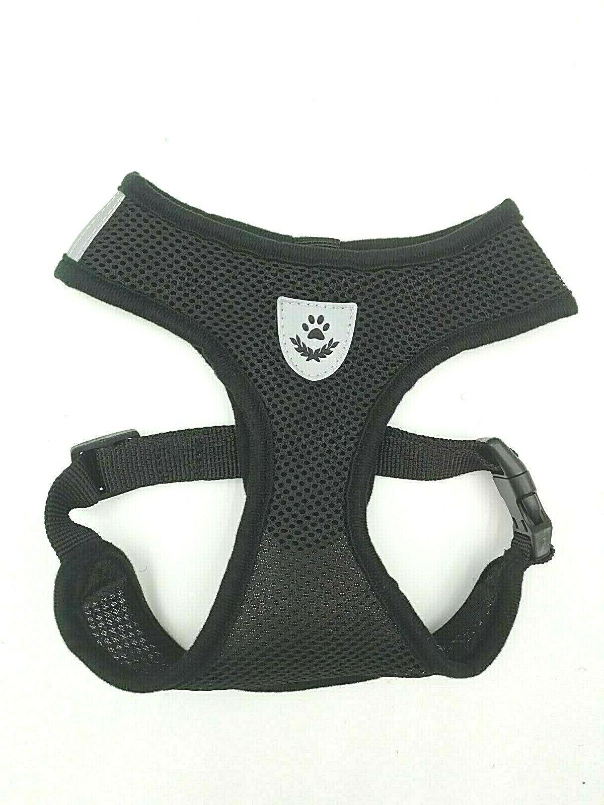 Mesh Padded Soft Puppy Pet Dog Harness Comfortable Many M