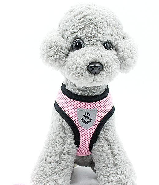 Pet Control Dog Harness Soft Walk Vest