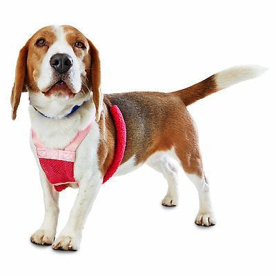 Good2Go Pink No Pull Dog Harness, Medium
