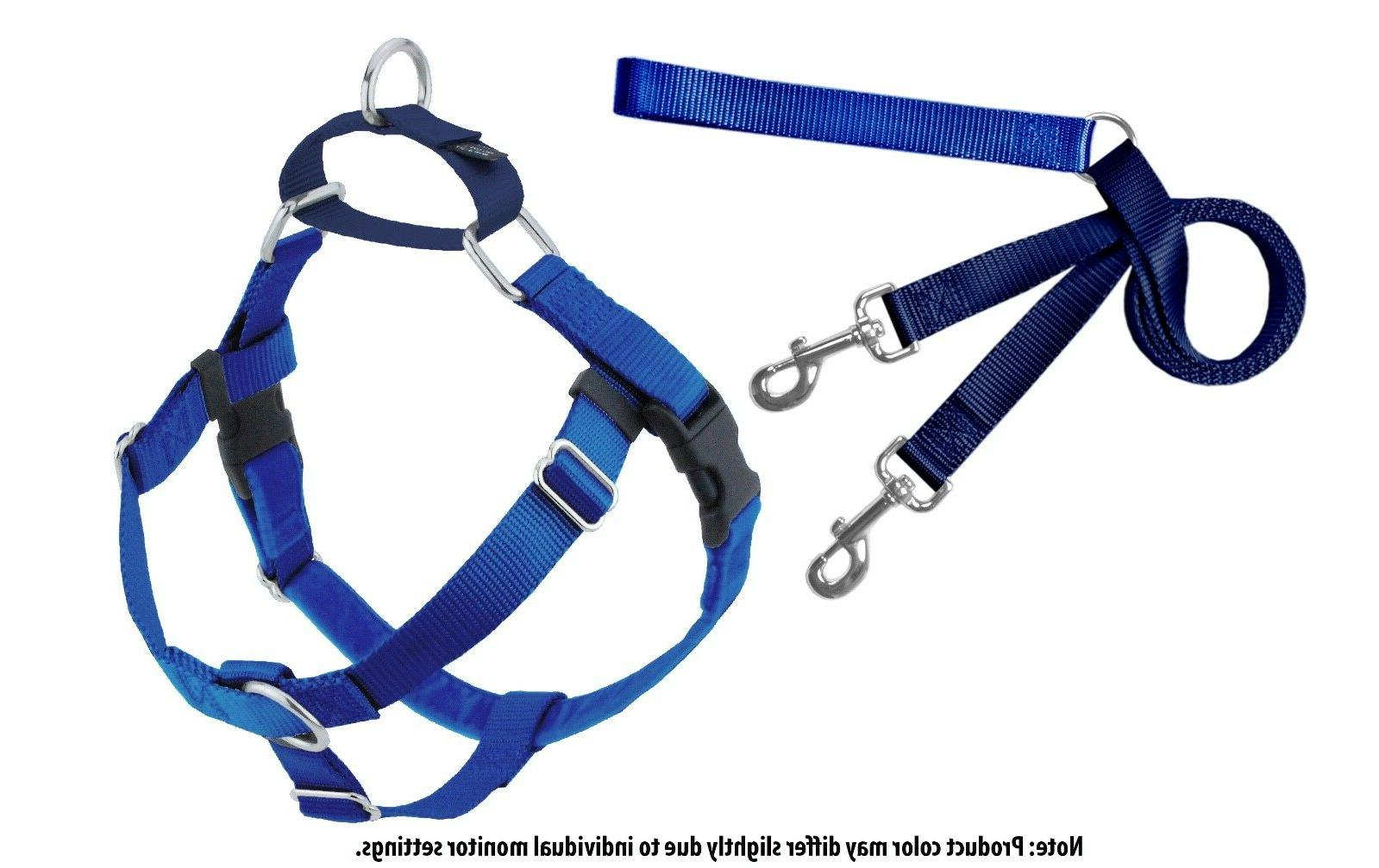 Puppy Dog 2 Hounds Design Freedom No-Pull Training Harness a