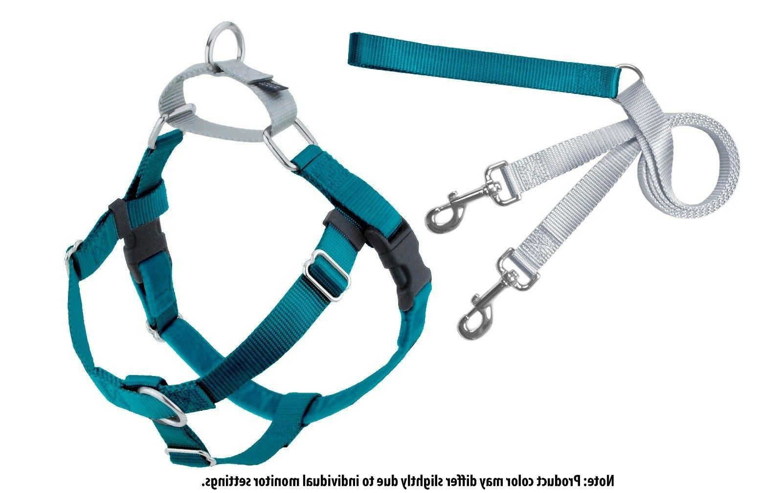 Puppy Dog 2 Hounds Design Freedom No Pull Training Harness a