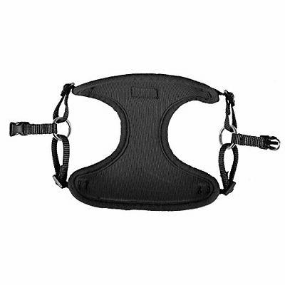 PUPTECK Small Dogs - Set Adjustable Soft S Black