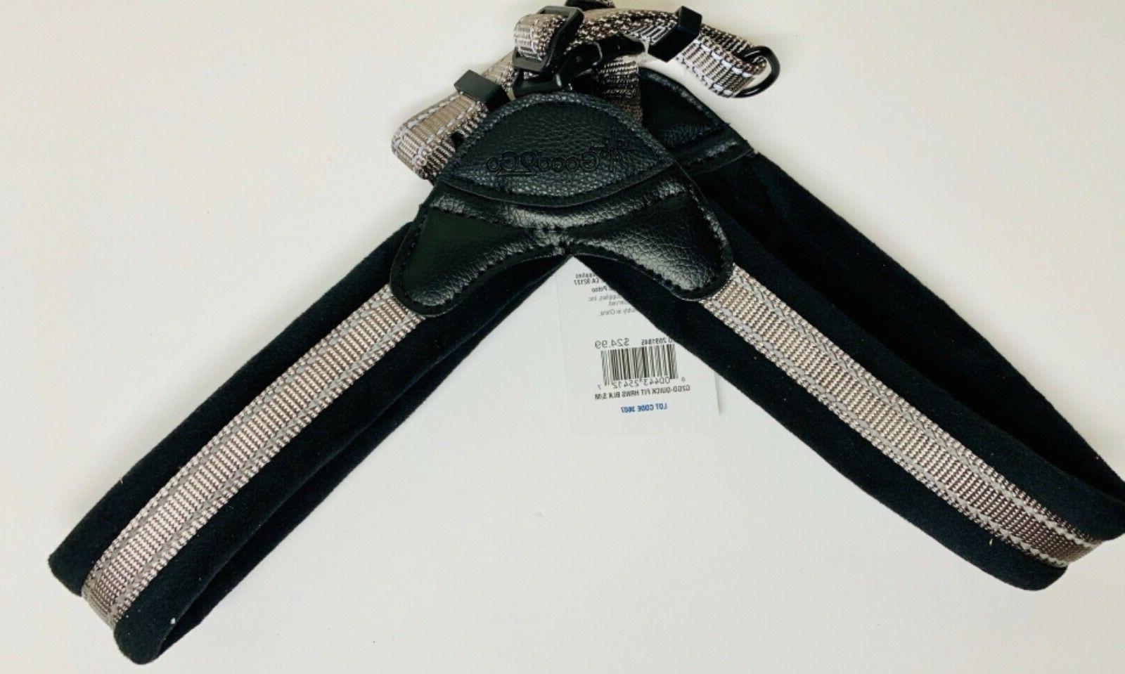 GOOD2GO Quick-Fit Dog Harness Lightweight and Adjustable Easy
