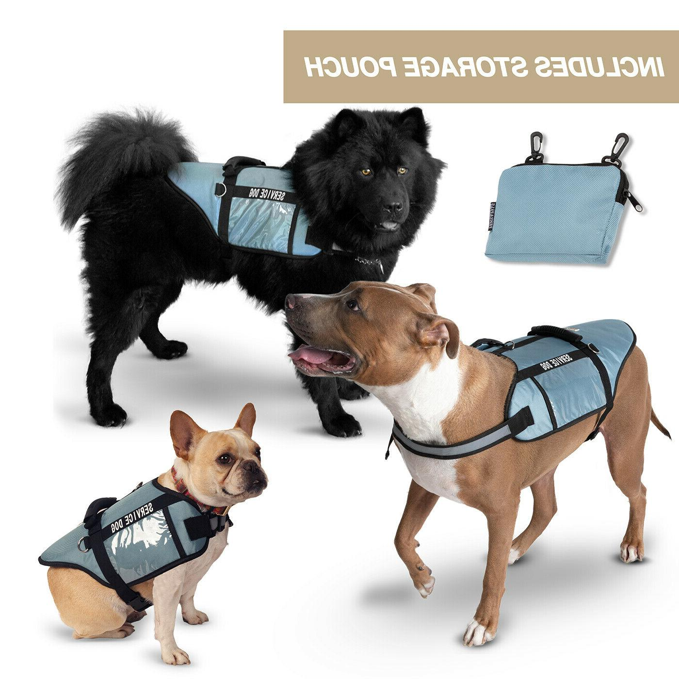 Service for Medium Dogs All with Grip Handle