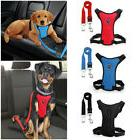 Soft Air Mesh Dog Car Harness Pet Puppy Vehicle Seat Belt Ve