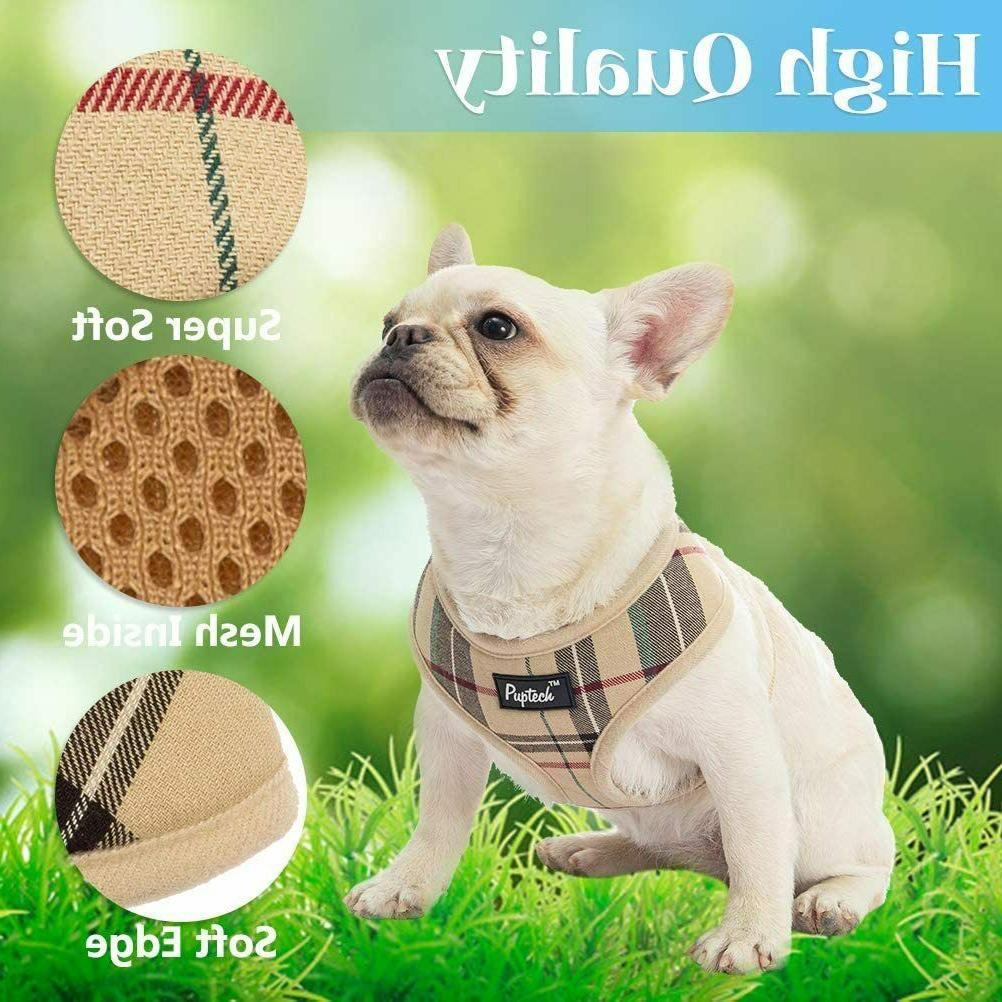 Soft Pet Puppy Comfort Vest No Pull MEDIUM