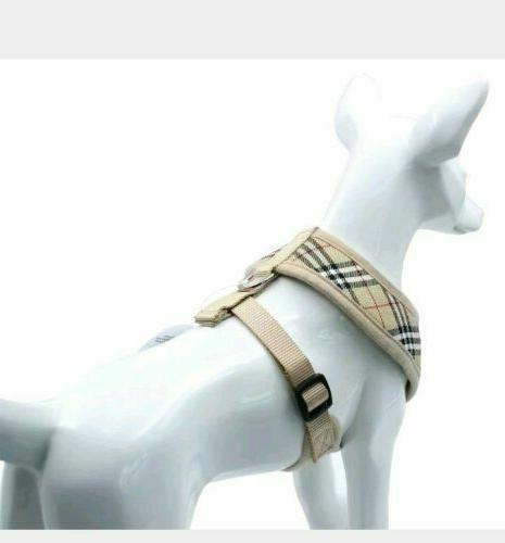 PUPTECK Soft Dog Harness Padded