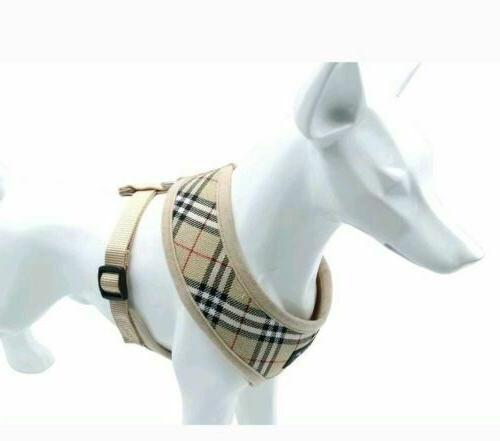 PUPTECK Soft Dog Harness Padded Vest