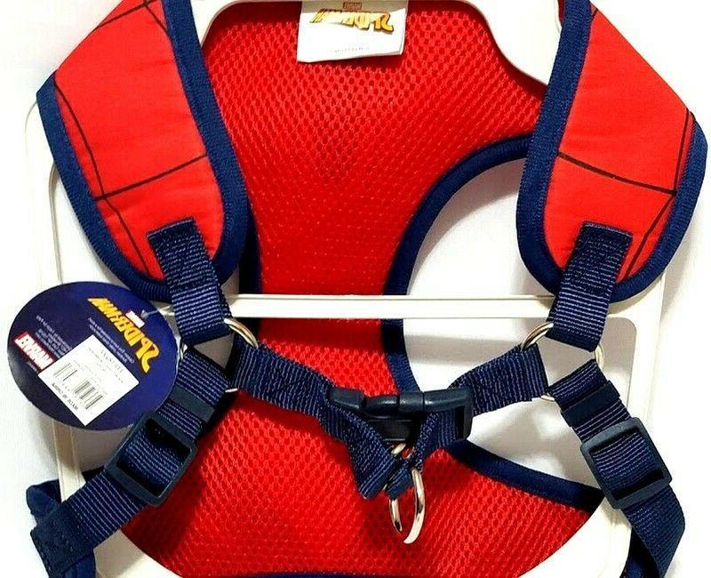 Marvel Logo Polyester Large Harness