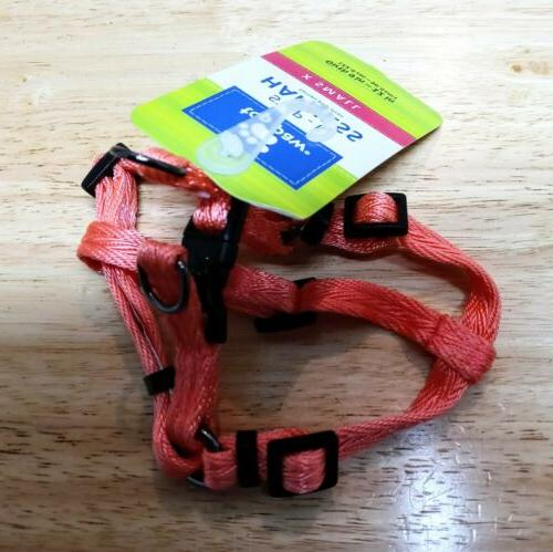 Top Paw Dog Harness - XS - Coral - NWT