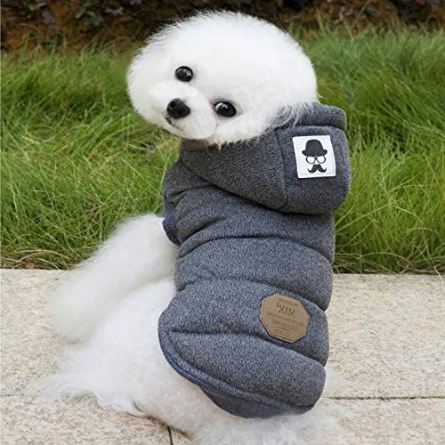 tm soft cotton fleece warm pet dog