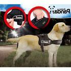 UNHO Escape-Proof Nylon Padded Dog Harness Vest - Extra Larg