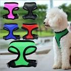 US STOCK 1PCs Soft Mesh padded Dog Harness Pet Puppy Vest Ad