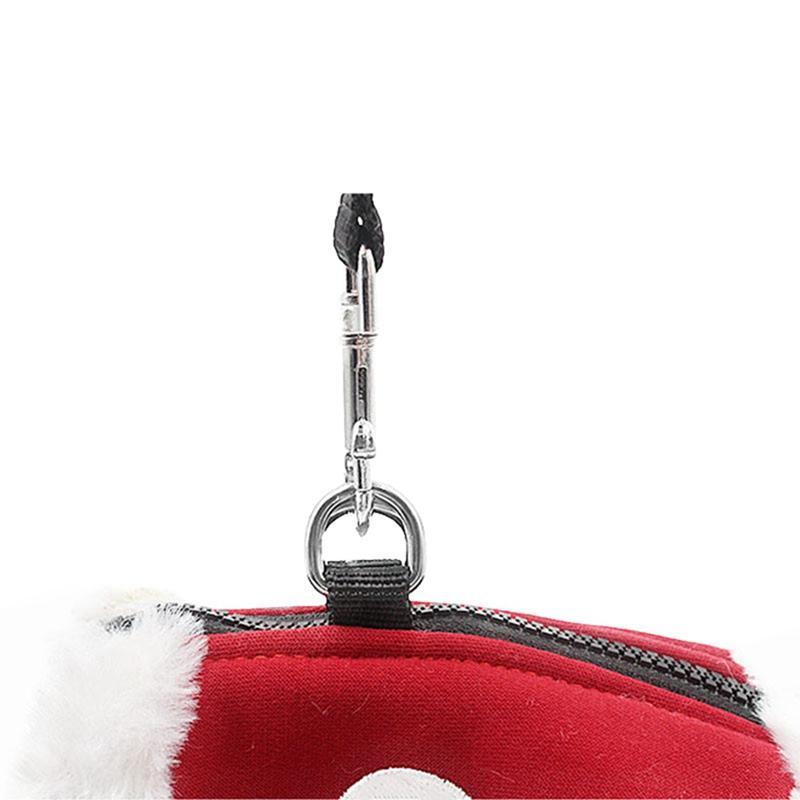 Warm Winter Reflective Pet Vest <font><b>Dog</b></font> for Traction Pug Collar for <font><b>Dog</b></font> Leash
