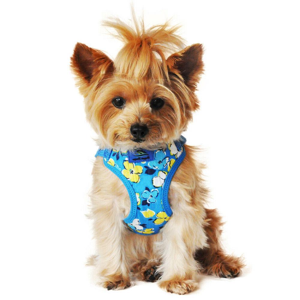 Doggie Design Wrap and Snap Choke Free Dog Harness - All Pri