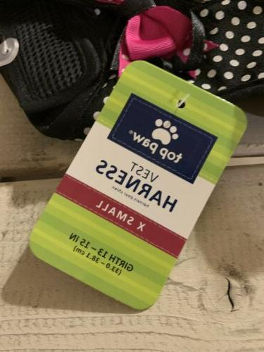 Dots Dog Puppy Harness