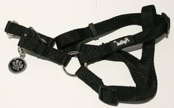 Pupteck Basic Adjustable Nylon Step In No Pull Dog Harness -