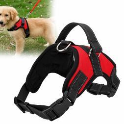 Large Dog Pet Puppy Harness Small Medium Adjustable Vest Dog
