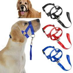 Large Pet Gentle Leader Dog Head Collar Training Dog Halter