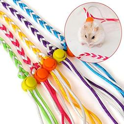 Leash Hamster - 2pcs 1 4m Adjustable Pet Hamster Harness Rop