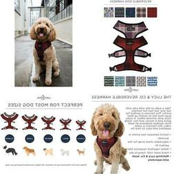 Lucy & Co. Reversible Dog Harness Walking Halter - Harnesses