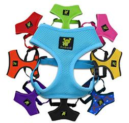 Max Comfort Dog Harness; 6-10 lbs, Innovative No Pull & No C