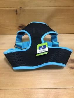 Top Paw® Mesh Dog Harness size: X Large, Blue & Black