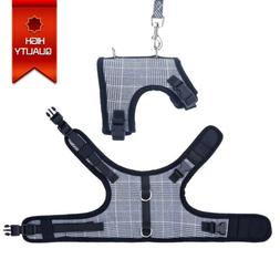 Mesh Dog Harness with Leash Escape Proof Pet Harnesses - Sof