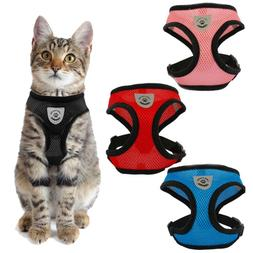Mesh <font><b>Cat</b></font> <font><b>Harness</b></font> and