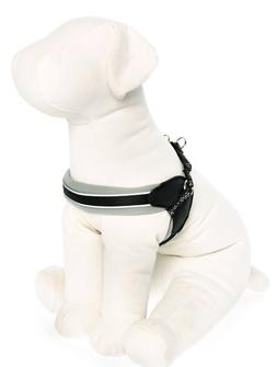 NEW - Top Paw - Padded Dog Harness Grey Reflective - CHOOSE