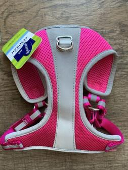 Nice! Top Paw Pink Reflective Dog Harness SMALL
