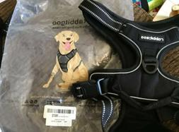 RABBITGOO - No Pull Adjustable Dog Harness - Comfortable ~ L