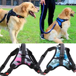 no pull adjustable dog pet vest harness