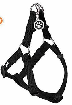 Pupteck No Pull Dog Harness Adjustable Nylon Step In Puppy S