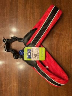 NWOT Top Paw Reflective New Fit Dog Harness Red And Black Me