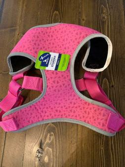 NWT Top Paw Comfort Dog Harness Pink/Silver Reflective - XL