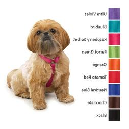 Zack & Zoey - Nylon Dog Puppy Harness - Adjustable - 9 Color