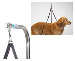 Moondon Nylon Grooming Table Harness For Dogs - 27 Inches -