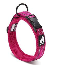 Chai's Choice Best Padded Comfort Cushion Dog Collar for Sma